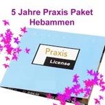 5 Jahre Praxis Paket für Hebammen + Vereine