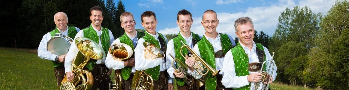 Die Steirisch Böhmische - CD - Steirisch! Böhmisch! Blasmusik!