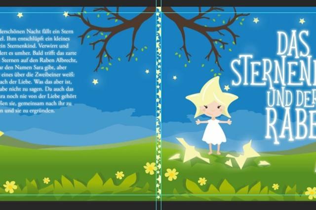 Kinderhilfe - Arabische Version eines Kinderbuches