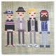 Stickbild Eurer Band