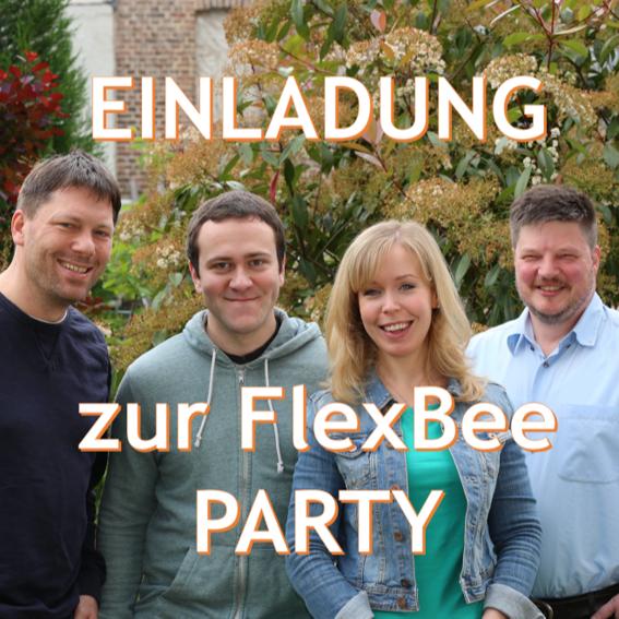 FlexBee Party in Köln
