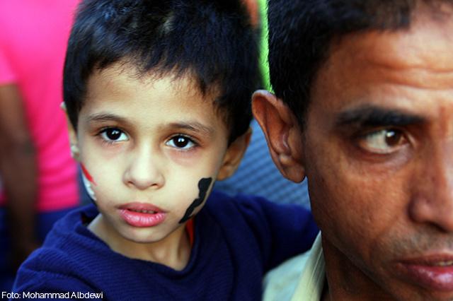Buchprojekt: Die bedrohte Medienfreiheit in Ägypten