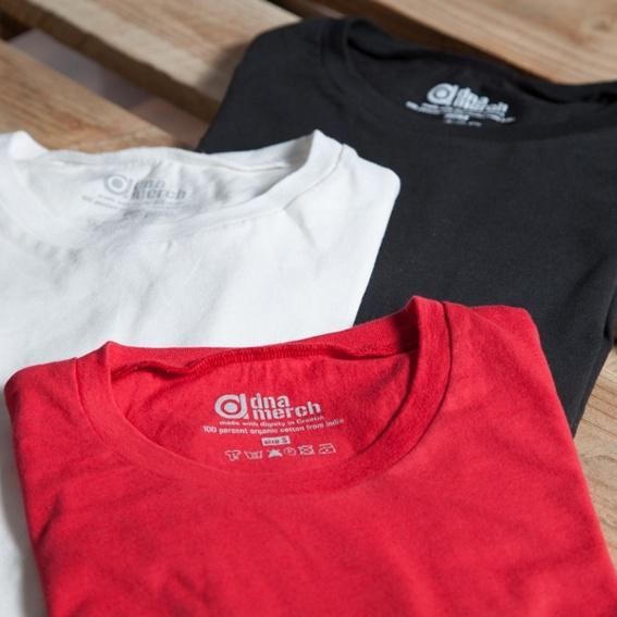 100 T-Shirts für eure Band