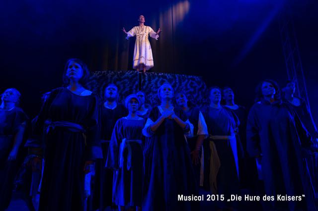 BACKSTAGE - Das neue Musical der Showbühne Mainz