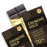 """150-er Pack Chuncho Gold + Zertifikat """"Held des Kakaos"""""""