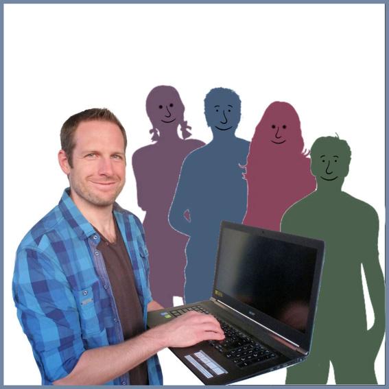 Gruppendankeschön: 8 App-Lizenzen + 8 Webinar-Zugänge