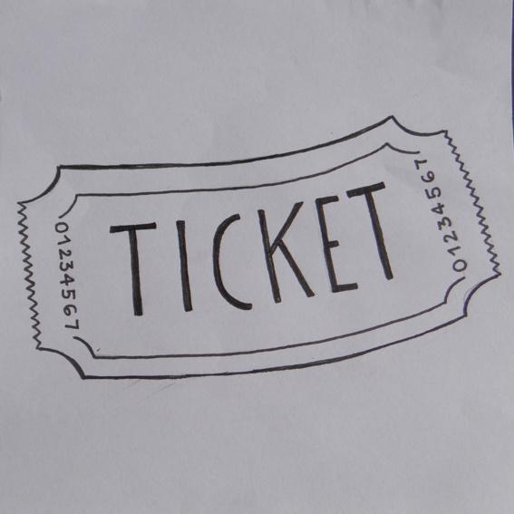 Ticket zum DANKE-Konzert