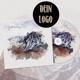 Die neue EP + dein Logo auf der CD