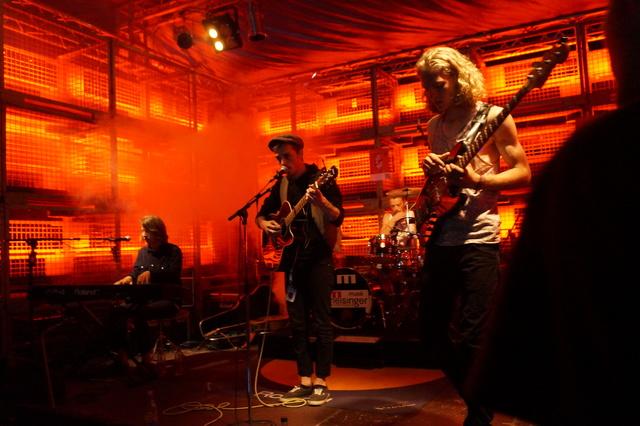 The Red Aerostat - Melancholic Paradise EP