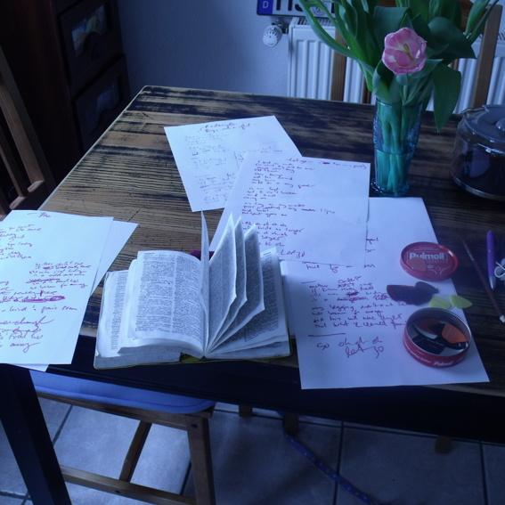 songbook mit allen texten der cd als pdf
