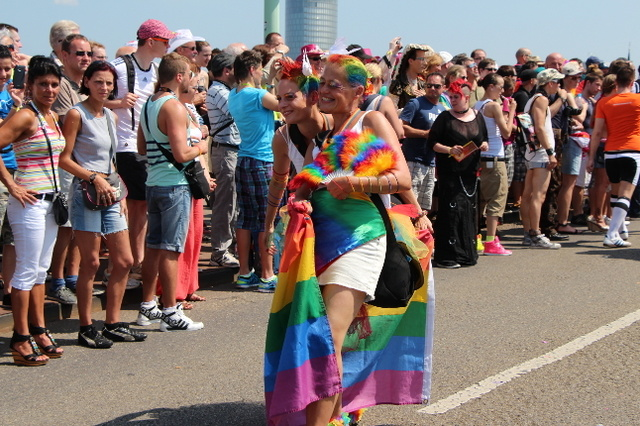 Ich bin nicht krank-ich bin schwul!