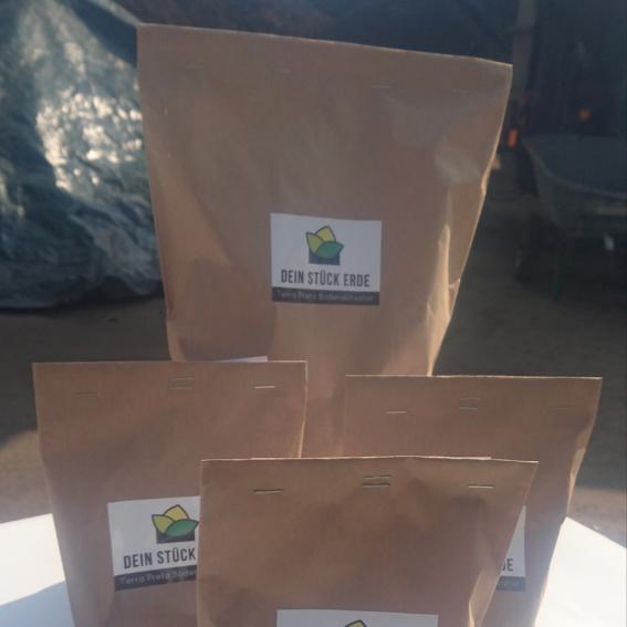 3-Liter Vorratspackung - Terra Preta Bodenaktivator
