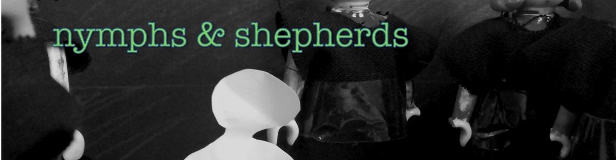 """nymphs & shepherds - Händels """"Acis & Galatea"""""""