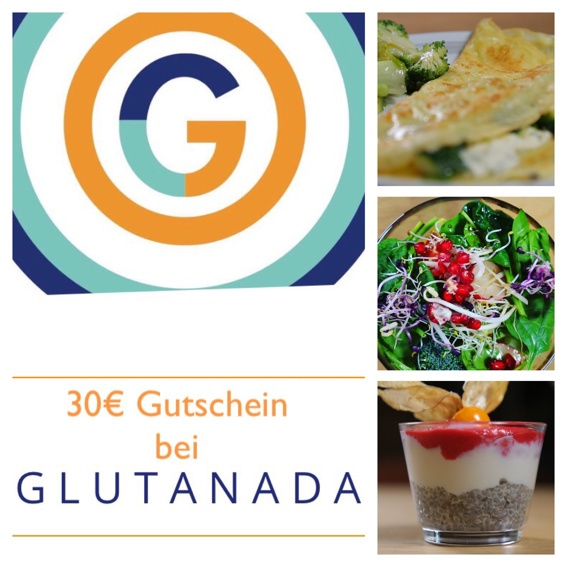 30 € Gutschein bei Glutanada