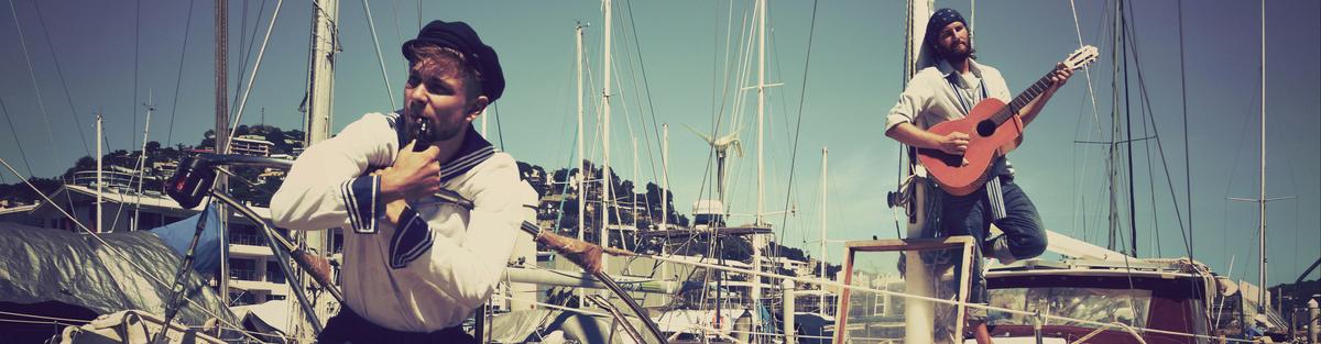 Sailing Conductors - Album Produktion und Pressung