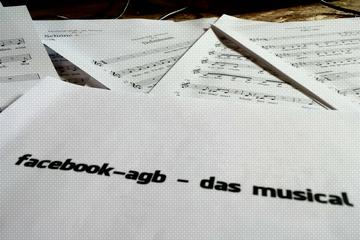 facebook-agb - das musical