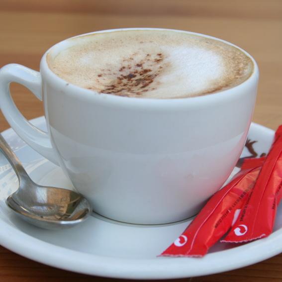 Kaffeeklatsch und Bonus-Material