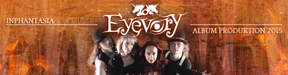 Eyevory - Album Produktion 2015