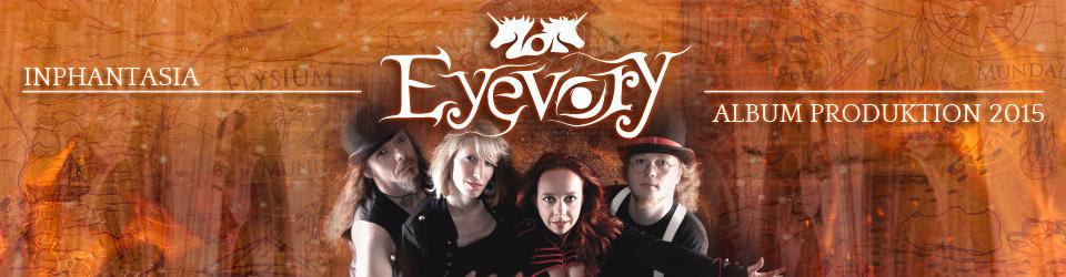 Eyevory - Album Produktion 2015