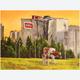 """Originalbild """"Ruine VI"""""""