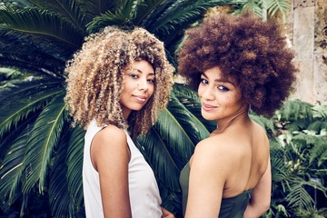 Afrolocke Naturkosmetik