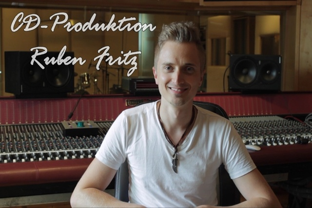 Ruben Fritz CD-Produktion