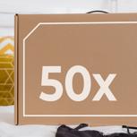 50 x 1 Jahr Membership (Company Package - L)