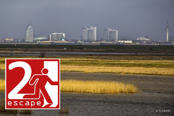 "2escape. Das erste ""live exit game"" in Bremerhaven"