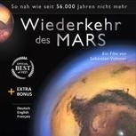 DVD Wiederkehr des Mars + 3D Extras