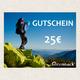 Geschenkgutschein für 25€