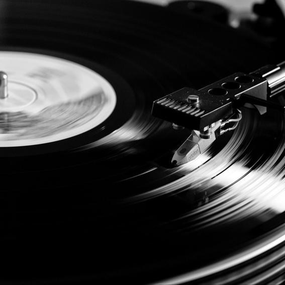 """""""Y U"""" als Vinyl"""