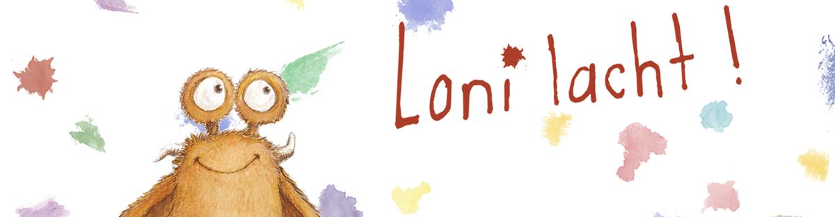 """Loni lacht!"" – ""Loni sonríe"""