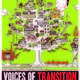 "Handsigniertes, exklusives ""Voices of Transition"" Kinoplakat"
