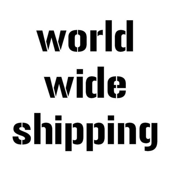 World Wide Shipping Options