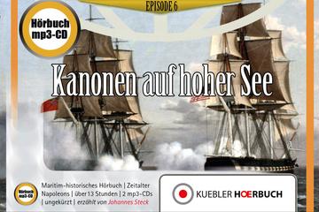 """Hörbuch """"Kanonen auf hoher See"""""""