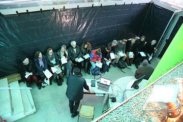 Schulprojekt - Rollentausch im Asylverfahren