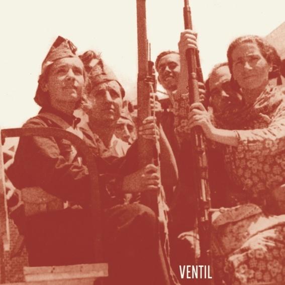 Spanisches Bürgerkriegs-Pakt.