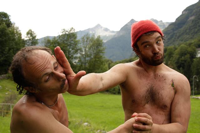 HANS DAMPF - ein Film wie ein Mixtape mit 3 Seiten...