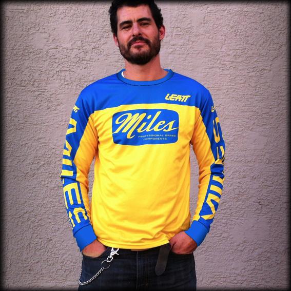 Miles Racing Jersey by Leatt