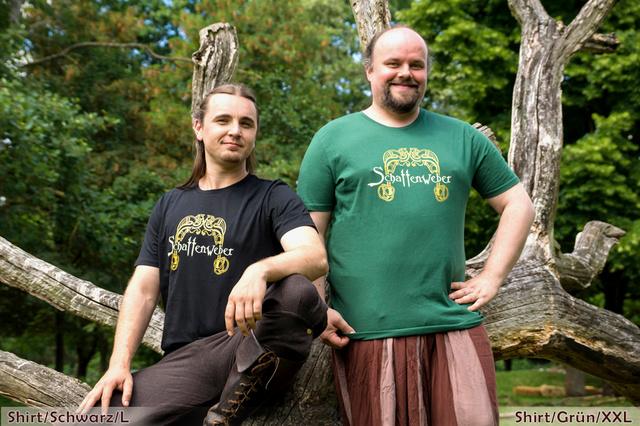 Schattenweber - Fanshirts