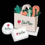 Jutebeutel, Sticker & Flyer von SirPlus