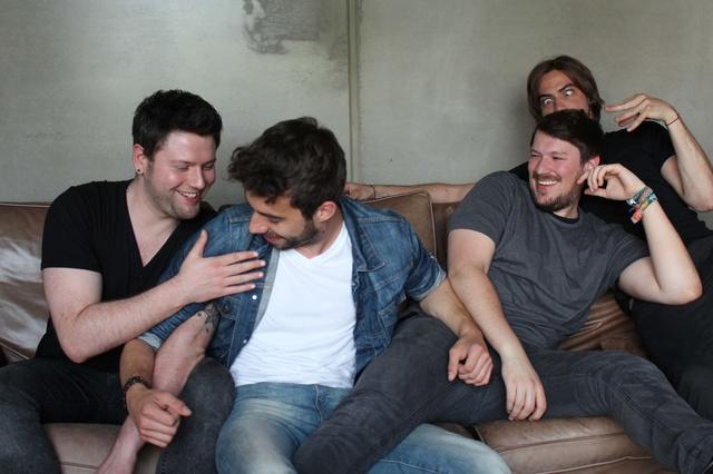 Spiegelblick Debüt-Album