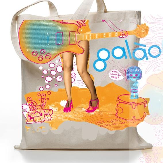 Dein täglicher Weggefährte / Get 1 Jute Bag