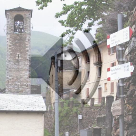 Glockenläuten der Falmenta-Kirche als Handyklingelton