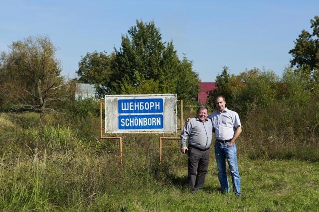 Alles Gute - von Brandenburg in die Ukraine