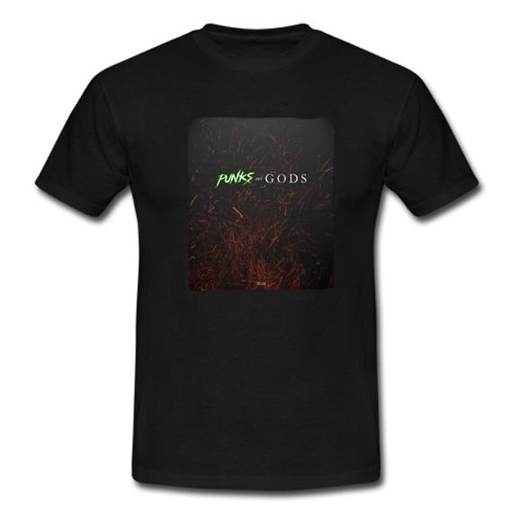 Das Punks and Gods-T-Shirt