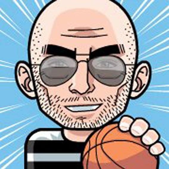 Basketball-Workshop mit Mr Mac Garpiel