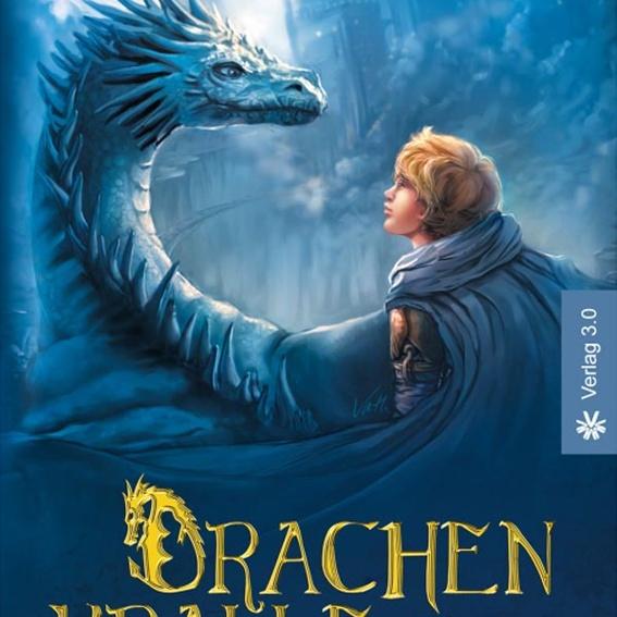 Drachenkralle: Die Klaue des Morero, Taschenbuch von der Autorin Janika Hoffmann signiert