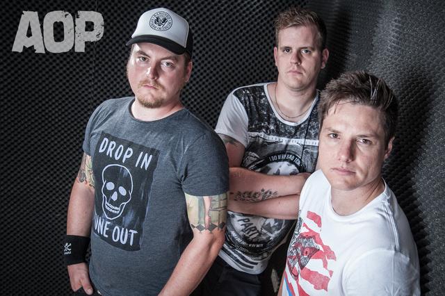 AOP – Vor ein paar Jahren – Das Livealbum