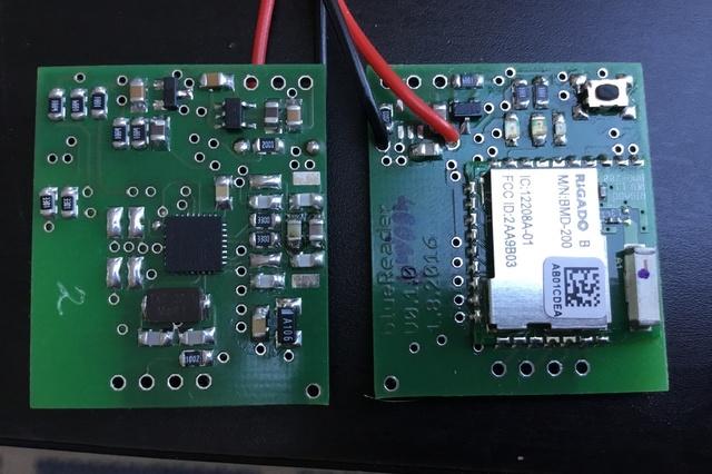 blueReader nfc 2 Bluetooth Adapter